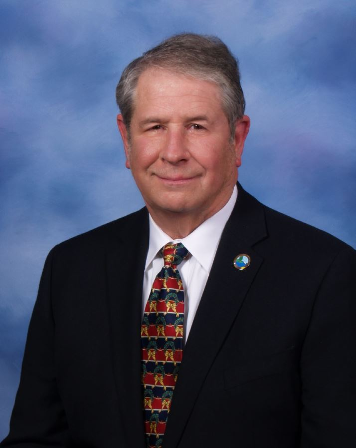 Richard Gonzales, Lakeland Commissioner
