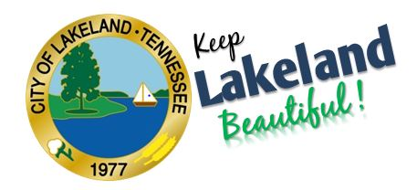 City of Lakeland Tennessee - Keep Lakeland Beautiful