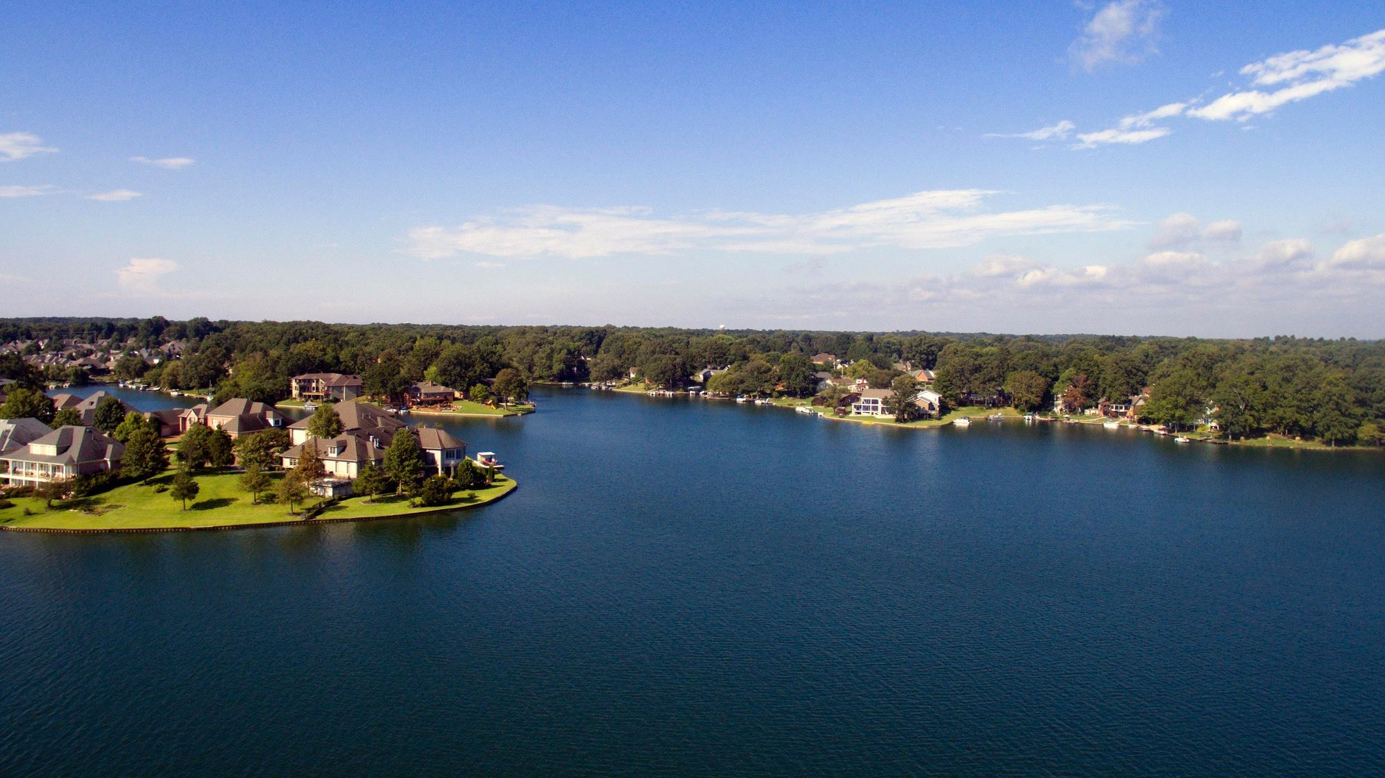 Garner Lake photo by Chip Averwater