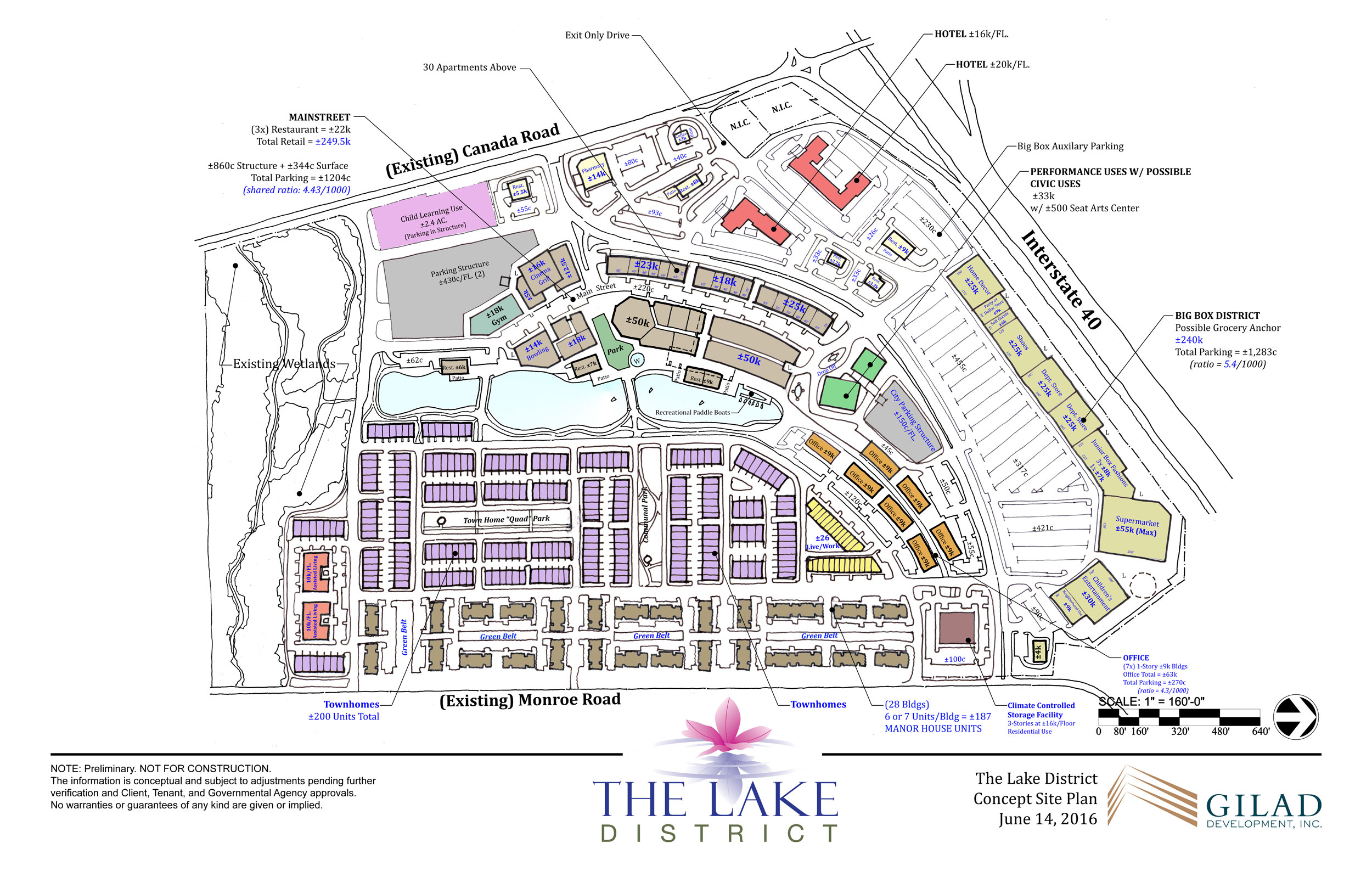Previous Site Plan Map 2